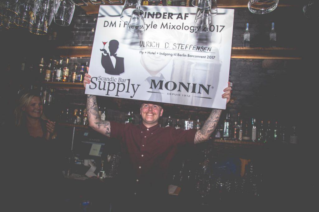 Danmarks bedste bartender