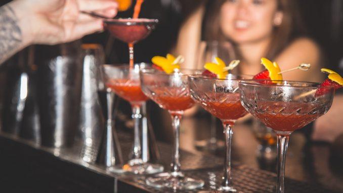 Timeless cocktailglas