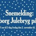 Tuborg Julebryg logo