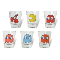 PAC-MAN shotglas