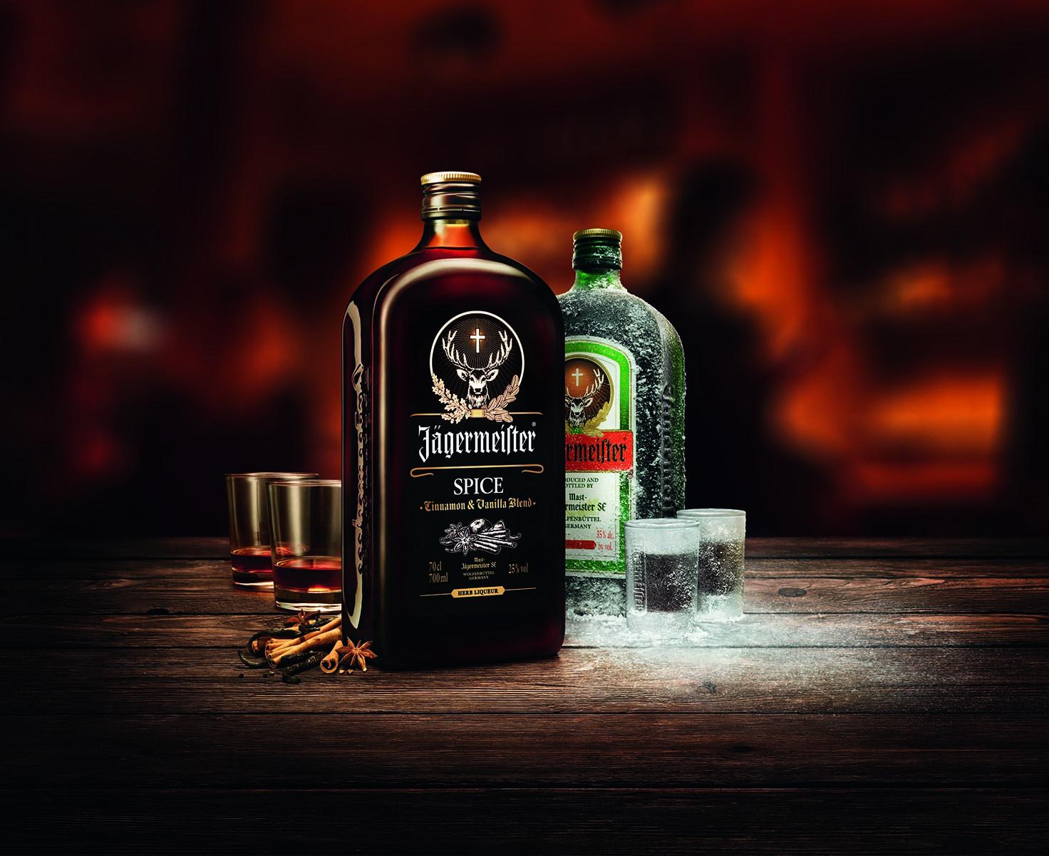 Jägermeister lancerer ny smag for første gang nogensinde.