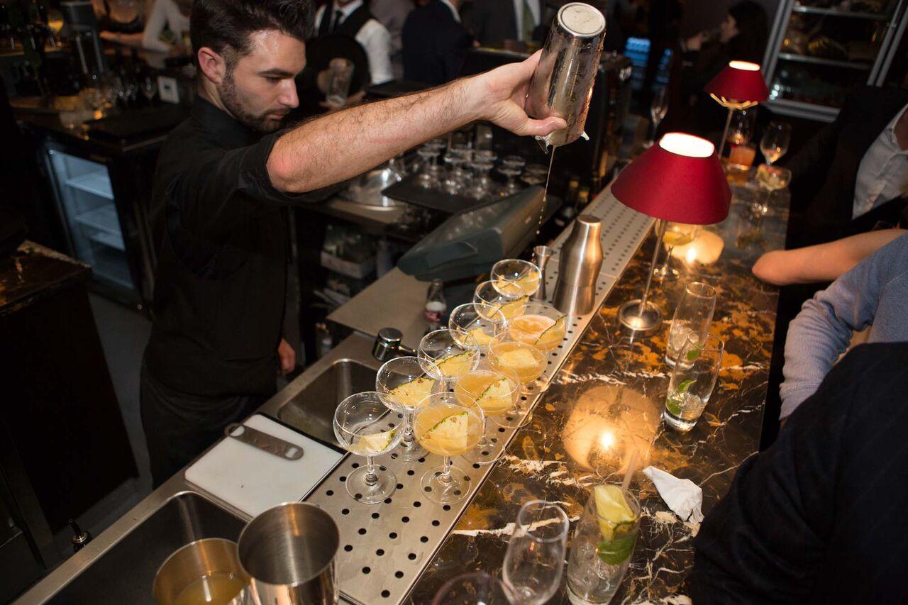 Mash cocktailbar i London gør det igen