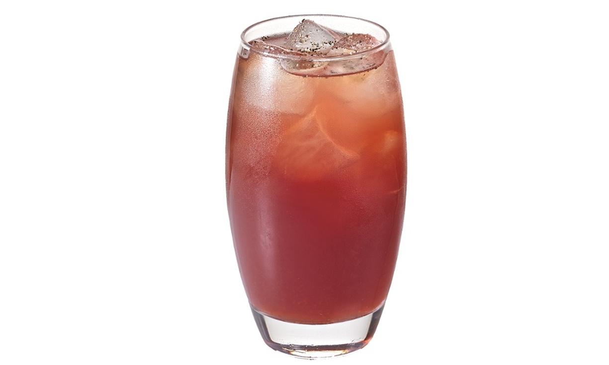 Rødbede cocktail