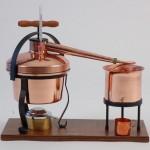 Gammel Copper Pot Still