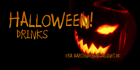 10 drinksopskrifter til halloween