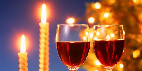 Vin til julemaden